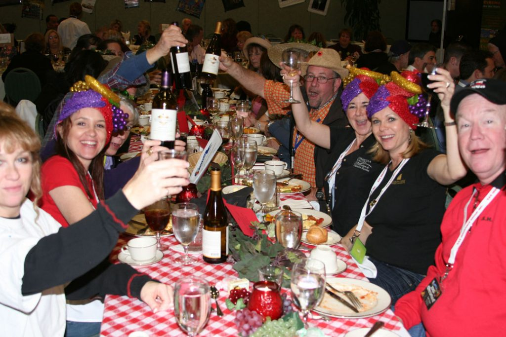 The Lundquist Company - CalFest Convention Annual Dinner
