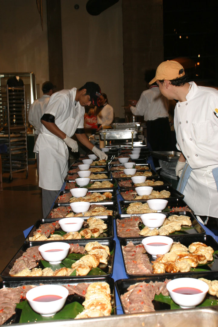 The Lundquist Company - Fat's Catering