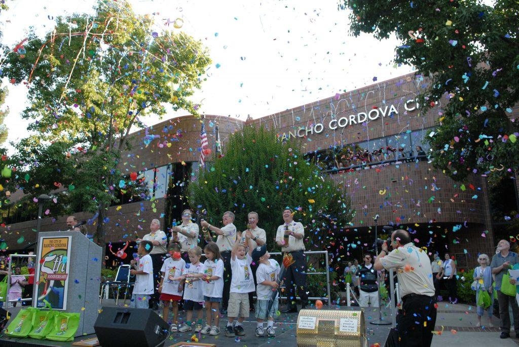 The Lundquist Company - Rancho Cordova 5th Anniversary Celebration