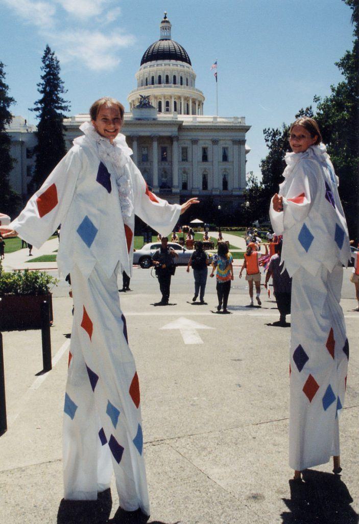 The Lundquist Company - Art Rally at the Capitol