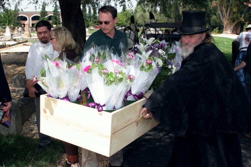 The Lundquist Company - Kilgore Cemetery Rededication