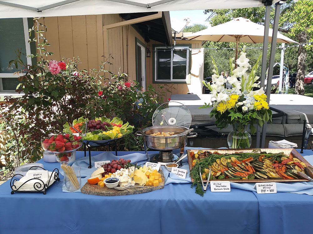 The Lundquist Company - Celebration of Life Food