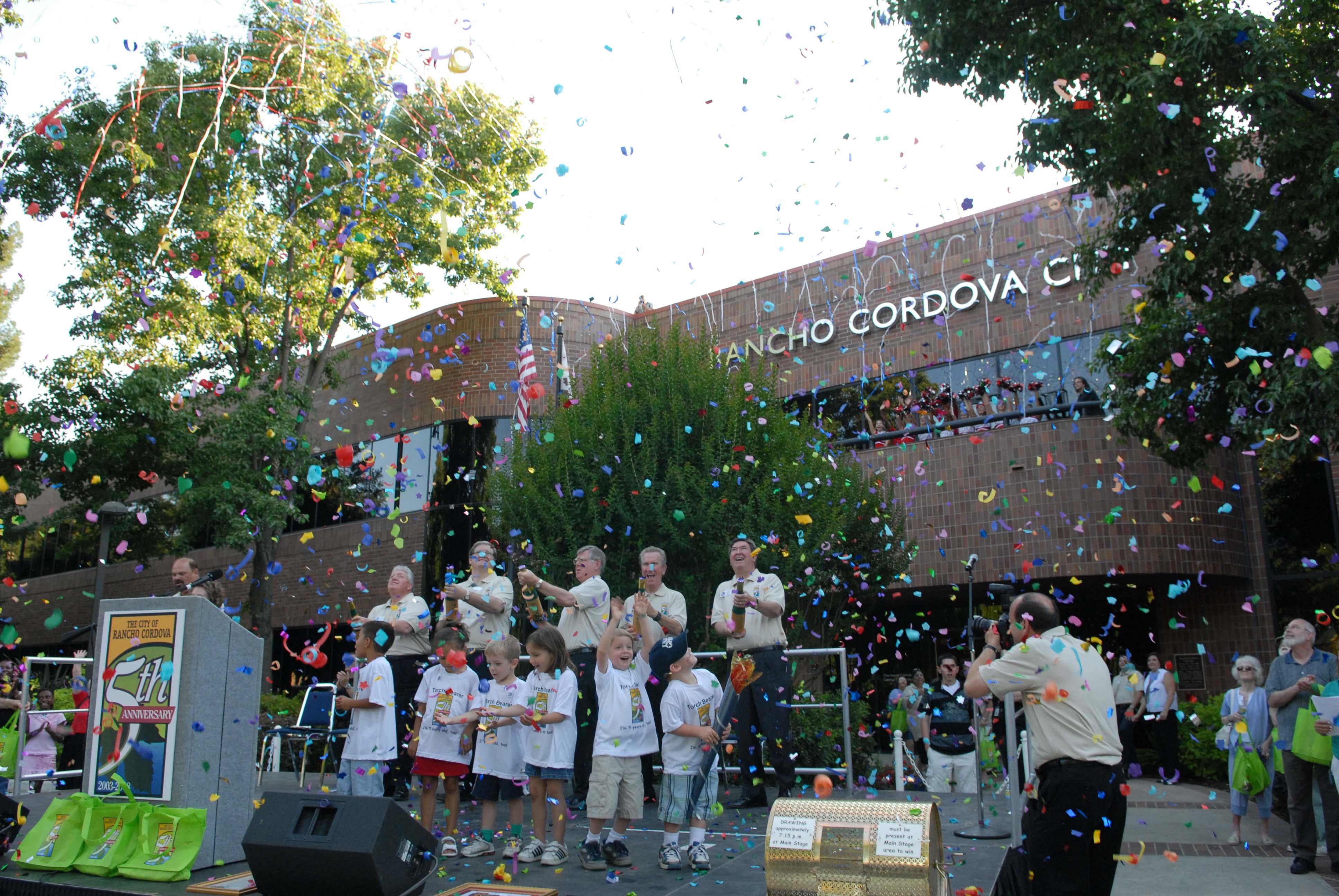 The Lundquist Company - Rancho Cordova 5th Anniversary
